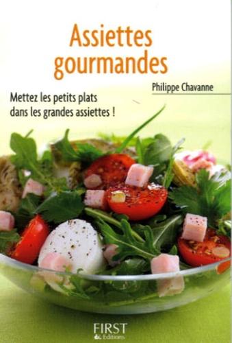 Philippe Chavanne - Assiettes gourmandes.
