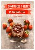 Philippe Chavanne - Confitures & gelées en 100 recettes.