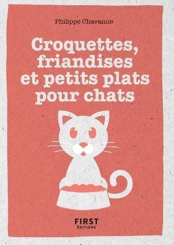 Croquettes, friandises et petits plats pour chats