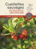 Philippe Chavanne et Jean-Marie Polese - Cueillettes sauvages en Provence-Méditerranée - 60 plantes et fruits à glaner.