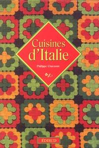 Cuisines d'Italie - Philippe Chavanne |