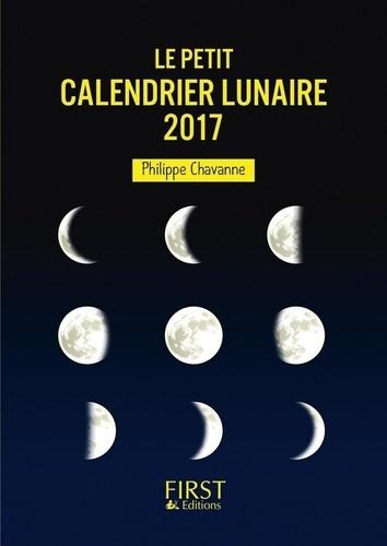 Le petit calendrier lunaire  Edition 2018