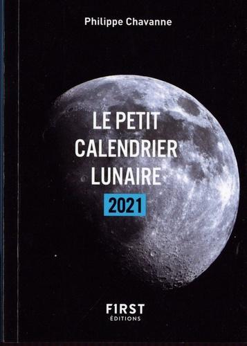 Le petit calendrier lunaire  Edition 2021