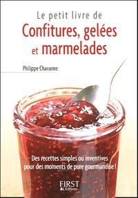 Le petit livre de confitures, gelées et marmelades.pdf