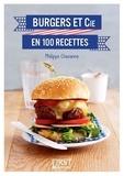 Philippe Chavanne - LE PETIT LIVRE  : Petit Livre de - Burgers et Cie en 100 recettes.