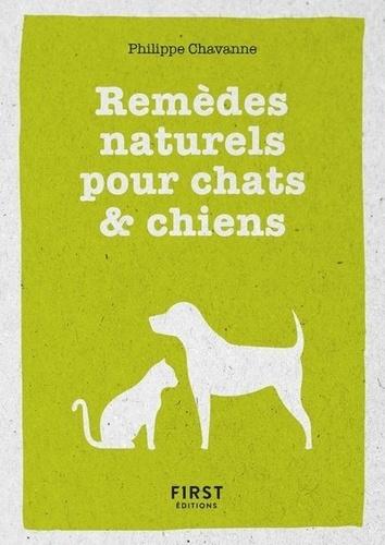 Remèdes naturels pour chiens & chats