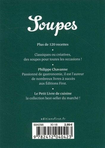 Soupes. 120 recettes