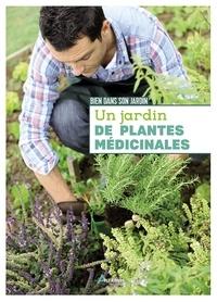 Philippe Chavanne - Un jardin de plantes médicinales.
