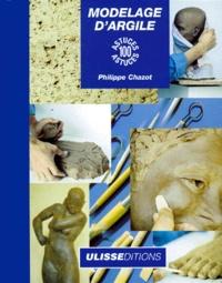 Philippe Chazot - Modelage d'argil.
