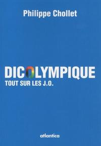 Deedr.fr Dicolympique - Tout sur les J.O. Image