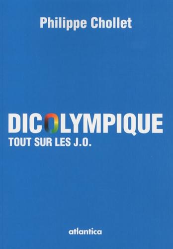 Philippe Chollet - Dicolympique - Tout sur les J.O..