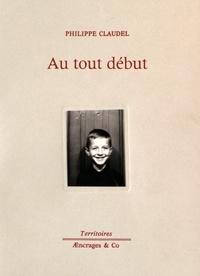 Philippe Claudel - Au tout début.
