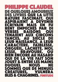 Philippe Claudel - De quelques amoureux des livres.
