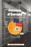 Philippe Claudel - Prisons d'Europe - 6e Journées européennes du droit de Nancy.