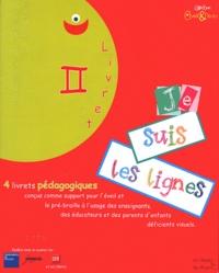 Philippe Claudet - Je suis les lignes - Livret 2.