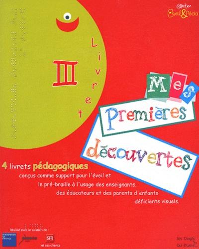 Philippe Claudet - Mes premières découvertes - Livret 3.