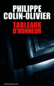 Philippe Colin-Olivier - Tableaux d'honneur.