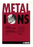 Philippe Collery et Maria-Carmen Alpoim - Metal Ions in Biology and Medicine - Tome 9.