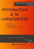 Philippe Collet et Hervé Jahier - Introduction à la comptabilité DCG.