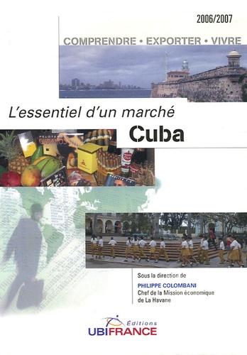 Philippe Colombani - Cuba.