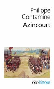 Philippe Contamine - Azincourt.