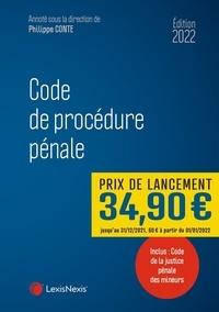 Philippe Conte - Code de procédure pénale.