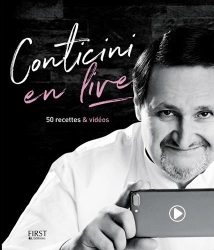 Philippe Conticini - Conticini en live - 50 recettes & vidéos.
