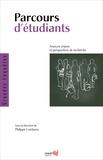 Philippe Cordazzo - Parcours d'étudiants - Sources, enjeux et perspectives de recherche.