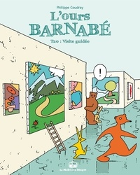 Philippe Coudray - L'Ours Barnabé Tome 20 : Visite guidée.