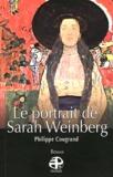 Philippe Cougrand - Le portrait de Sarah Weinberg.