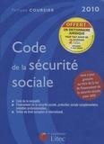 Philippe Coursier - Code de la sécurite sociale 2010.