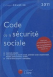 Philippe Coursier - Code de la sécurité sociale 2011.