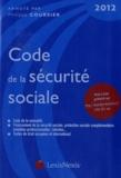 Philippe Coursier - Code de la sécurité sociale 2012.