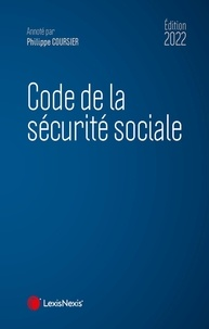 Philippe Coursier - Code de la sécurité sociale.