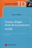 Philippe Coursier - Travaux dirigés Droit de la protection sociale.