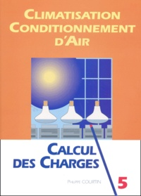 Philippe Courtin - Calcul des charges.