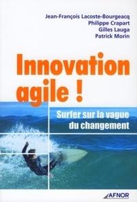 Histoiresdenlire.be Innovation agile! - Surfer sur la vague du changement Image