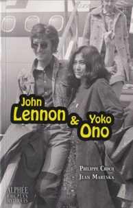 Philippe Crocq et Jean Mareska - John Lennon & Yoko Ono.