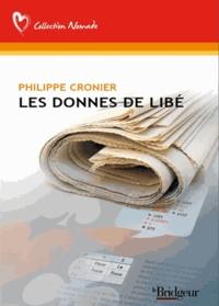 Philippe Cronier - Les donnes de Libé.