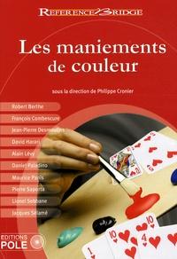 Philippe Cronier - Les maniements de couleur.