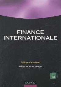 Philippe d' Arvisenet - Finance internationale.