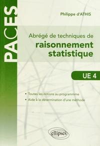 Abrégé de technique de raisonnement statistique UE4.pdf