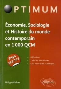 Economie, Sociologie et Histoire du monde contemporain en 1 000 QCM - Prépa ECE/ECS.pdf