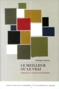 Deedr.fr Le meilleur ou le vrai - Spinoza et l'idée de philosophie Image