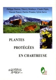 Philippe Danton et Thierry Delahaye - Plantes protégées en Chartreuse.