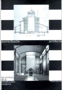 Philippe Daucourt - Jeanne Bueche architecte.
