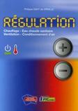 Philippe Davy de Virville - Régulation - Chauffage, ventilation, conditionnement d'air, eau chaude sanitaire.