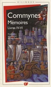 Mémoires - Livres IV-VI, édition bilingue français-ancien français.pdf