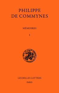 Mémoires - Tome I, 1464-1474.pdf