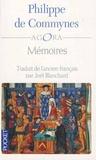 Philippe de Commynes - Mémoires.